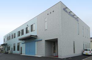 北九州カーボン社屋